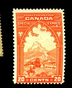 Canada #E3 MINT F-VF OG NH Cat $70