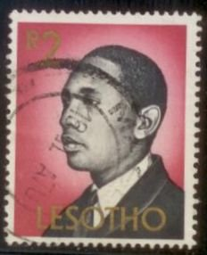 Lesotho 1968 SC# 59 Used  L156