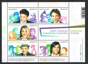Canada MNH Scott 2772