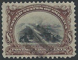 Scott #298, Used, 1901 Pan American Issue