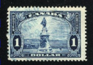 Canada #227   used   VF  PD