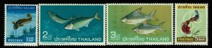 Thailand SC# 464-467, Mint Never Hinged, minor bending - S13288