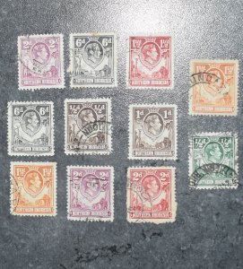 NORTHERN RHODESIA   Stamps  Coms   1938   ~~L@@K~~