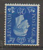 GB George VI  SG 466wi  lightest mounted mint inverted