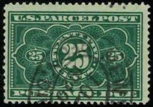 MALACK JQ5 F/VF, nice stamp, fresh k0186