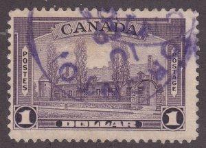 Canada 245 Chateau du Ramezay 1938