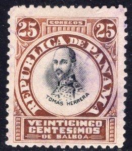 PANAMA SCOTT 192