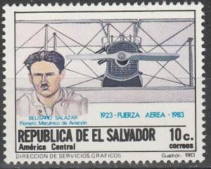 Salvador #965    MNH  (S8133)
