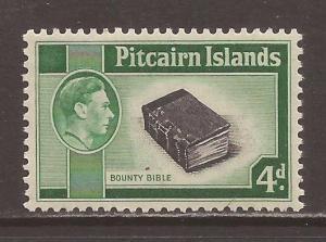Pitcairn Islands scott #5A m/nh stock #T1837