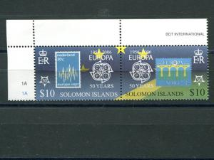 Solomon Islands  Europa 2006 Mint VF NH