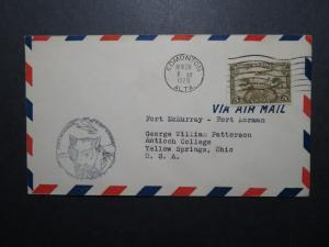 Canada 1929 Ft Murray to Ft Norman First Flight Cover - Z11179