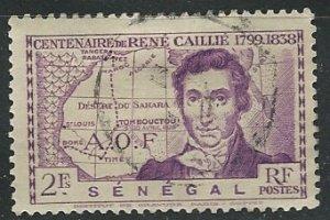 Senegal ||| Scott # 189 - Used