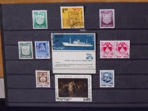 132   Israel   Used, VF   # 141 // 432   See Description