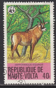 Burkina Faso 507 Roan Antelope 1979