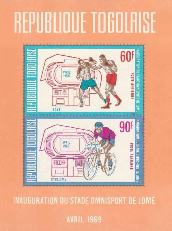 Togo #C106a  MNH  CV $2.50 (S7559)