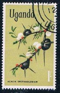 Uganda flowers - pickastamp (UP22R406)
