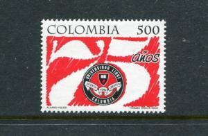 Colombia 1141, MNH, University 1998. x23466