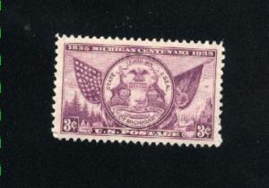 USA #775 used 1935 PD .08