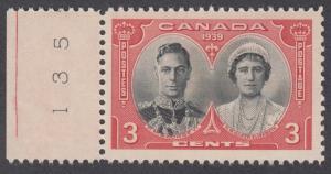Canada - #248 Royal Visit - MNH