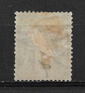 1876 France 64 Peace & Commerce 1c used