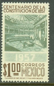 MEXICO 902, Centenary of the Mexican Constitut. MINT, NH. VF.