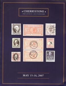 Postage Stamps of the World, Cherrystone 05/15-16/07