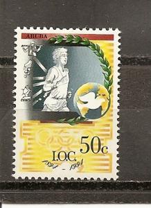 Aruba 105 MNH