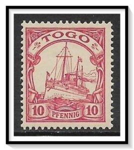 Togo #9 Kaiser's Yacht Hohenzollern MLH