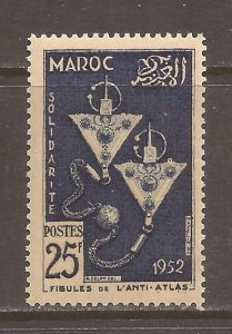 French Morocco Scott #287 m/nh stock #N4937