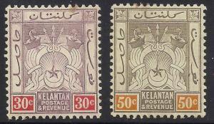 Malaya Kelantan 7-8