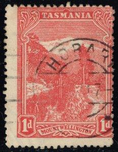 Australia-Tasmania #103 Mt. Wellington; Used (1Stars)