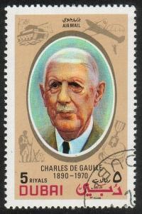 Dubai C62 - Charles de Gaulle - Used