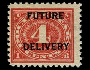 #RC3 4c Future Delivery....FVF og NH --start@99c -- FREE SHIPPING