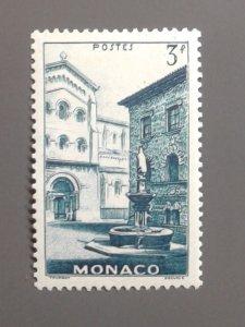 Monaco 274 F-VF MH. Scott $ 2.75