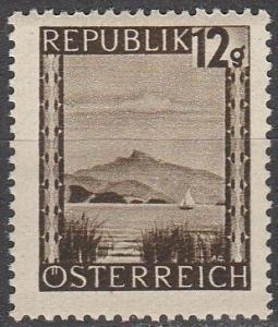 Austria #461 MNH