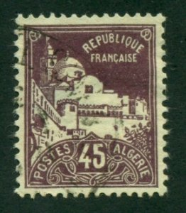 Algeria 1926 #48 U SCV (2020) = $0.40
