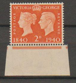 GB George VI  SG 482 Unmounted mint