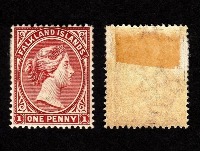 Falkland Islands – Scott #11 Mint