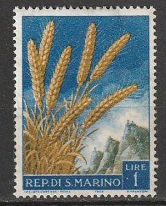 #416 San Marino Mint OGLH