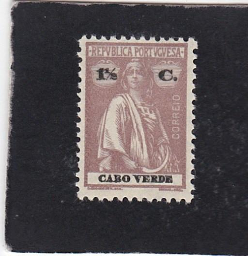 Cape Verde #148 unused