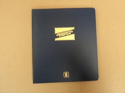 USPS Commemorative Stamp Club Album 183 Stamps 1987 1988