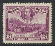 British Guiana SG 294 Used / Fine Used  (Sc# 216 see details)