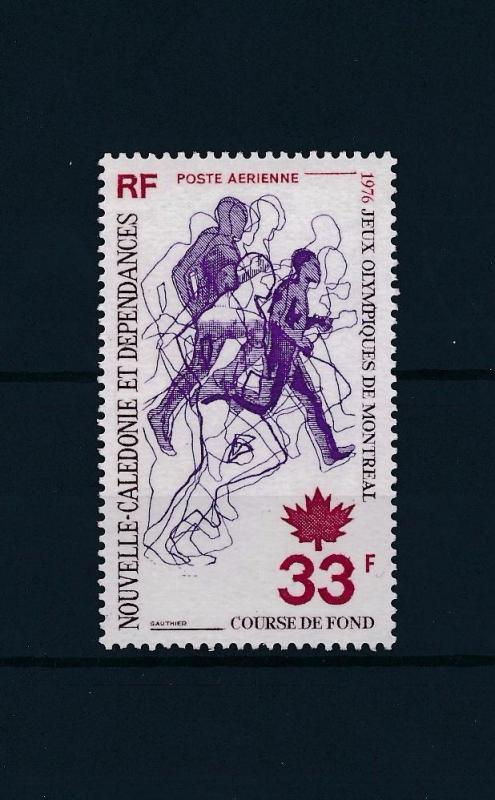 [46352] New Caledonia 1976 Olympic games Montreal Athletics MNH