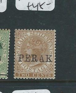 MALAYA PERAK (PP2607B) QV 2C   SG 5    MOG
