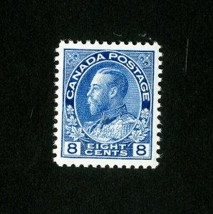 Canada Stamps # 115 Superb OG NH