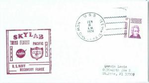 73882 - USA - Postal History - COVER  1974 - SPACE Astro SKYLAB