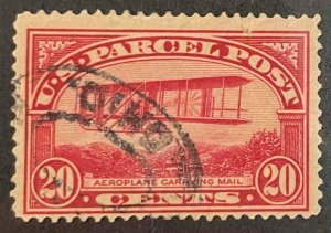 US Stamps #Q8 Used Parcel Post #Q8A137