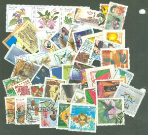 selection Brazil 1996-2000 47 different CV $60