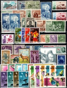 Worldwide Lot- Mint Never Hinged  (X6992)