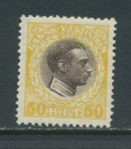 Danish West Indies 58  MHR